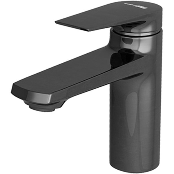 Смеситель для раковины WasserKRAFT Wiese 8403 Оружейная сталь