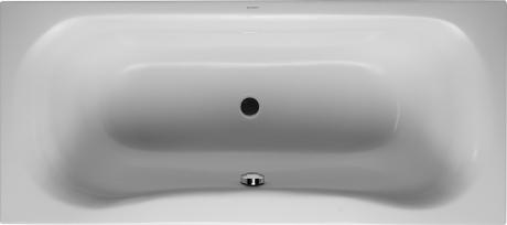 PuraVida 700182000000000 встраиваемаяВанны<br>Встраиваемая ванна Duravit PuraVida 700182000000000.<br>