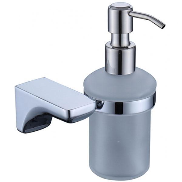 Фото - Дозатор для жидкого мыла Kaiser KH-1510 Хром дозатор для жидкого мыла siesta настенный хром сатин