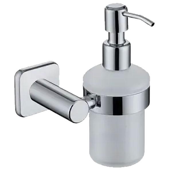 Фото - Дозатор для жидкого мыла Kaiser KH-1710 Хром дозатор для жидкого мыла siesta настенный хром сатин