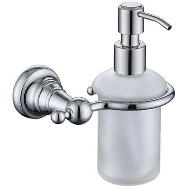 Фото - Дозатор для жидкого мыла Kaiser KH-2210 Хром дозатор для жидкого мыла siesta настенный хром сатин