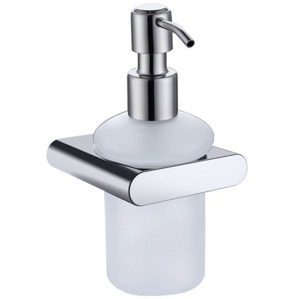 Фото - Дозатор для жидкого мыла Kaiser KH-2710 Хром дозатор для жидкого мыла siesta настенный хром сатин