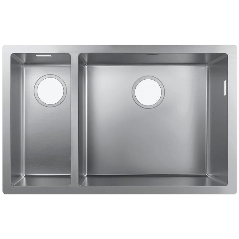 Кухонная мойка Hansgrohe S71 S719-U655 43429800 Нержавеющая сталь matrix g3 s71