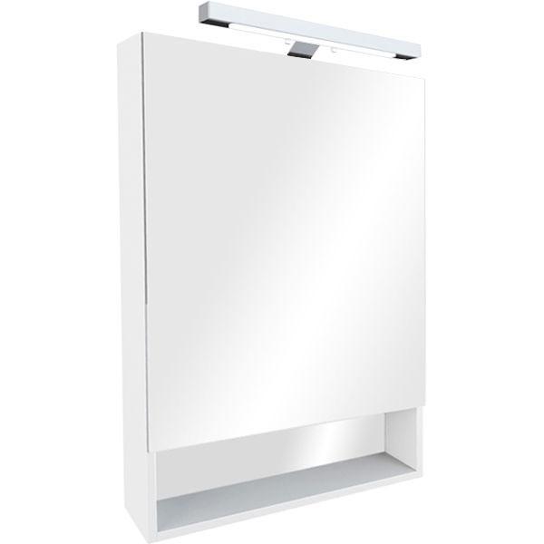 Зеркальный шкаф Roca The Gap 60 ZRU9302885 Белый глянцевый