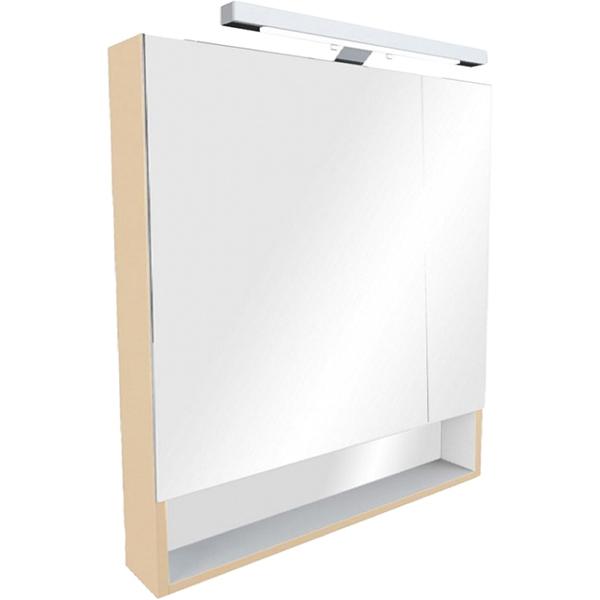 Зеркальный шкаф Roca The Gap 70 ZRU9302699 Бежевый