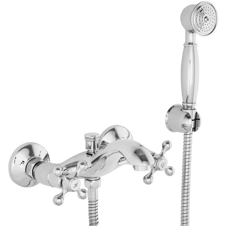 Смеситель для ванны Veragio Agatha VR.AGT-3702.CR Хром