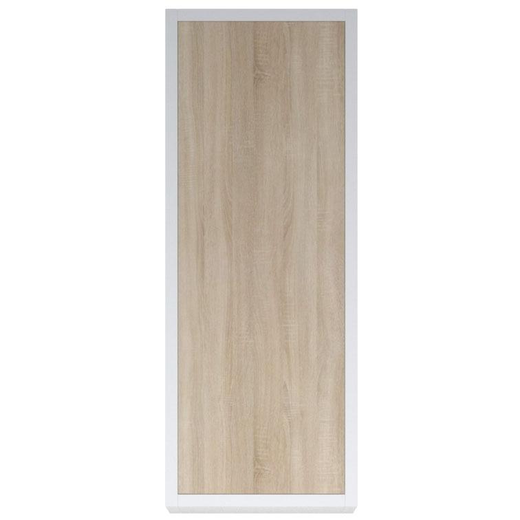 Подвесной шкаф Corozo Гольф 25 SD-00000365 Сонома Белый