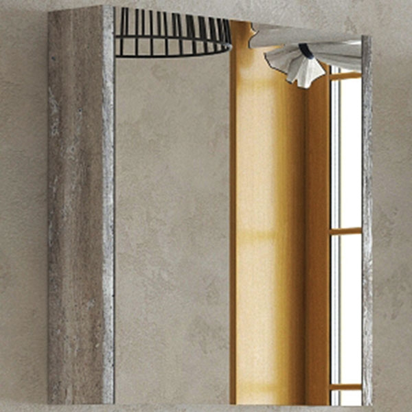 Зеркальный шкаф Corozo Верона 65 SD-00000284 Антик