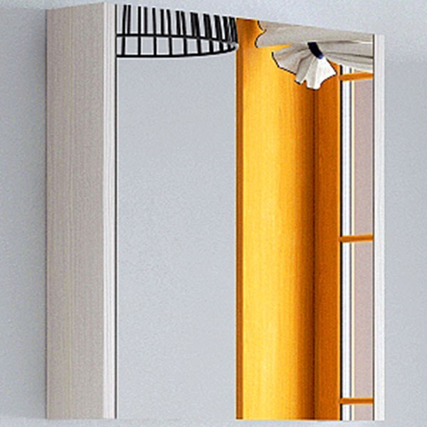 Зеркальный шкаф Corozo Верона 65 SD-00000285 Лайн