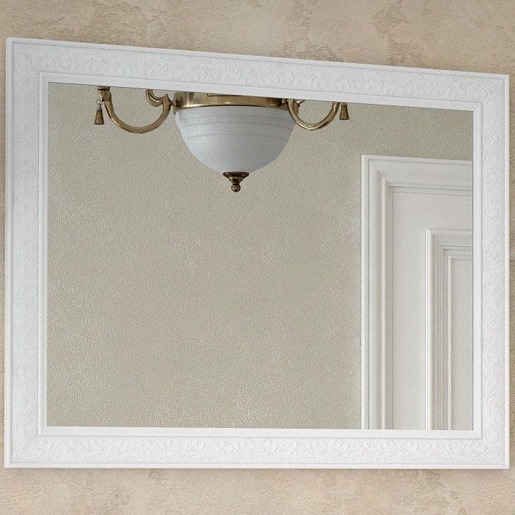 Зеркало Corozo Классика 105 SD-00000268 Белое