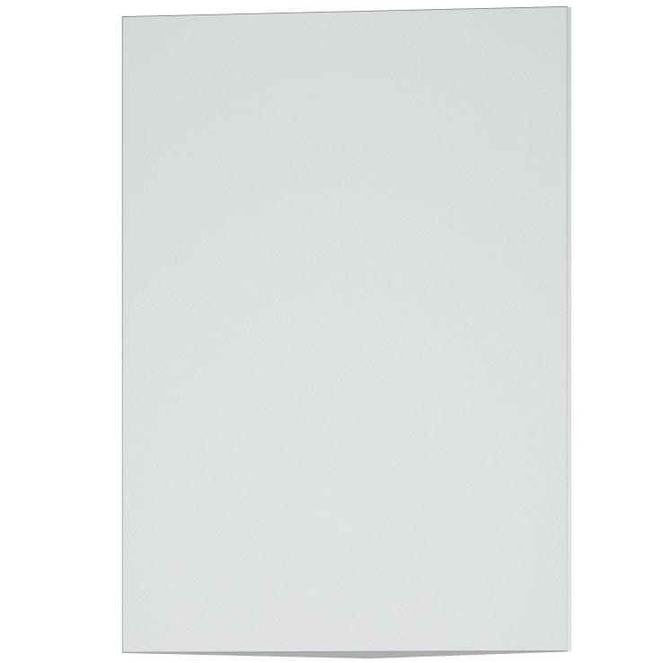 Зеркальный шкаф Corozo Триана 37 SD-00000300 угловой Белый