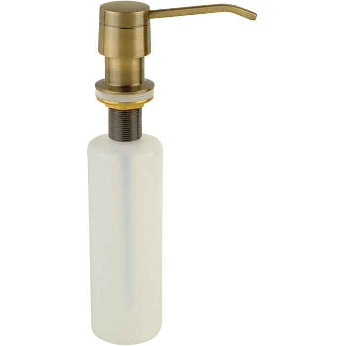 Фото - Дозатор для жидкого мыла Veragio Sbortis VR.SBR-8441.BR Бронза дозатор для жидкого мыла paulmark rein бронза d002 br