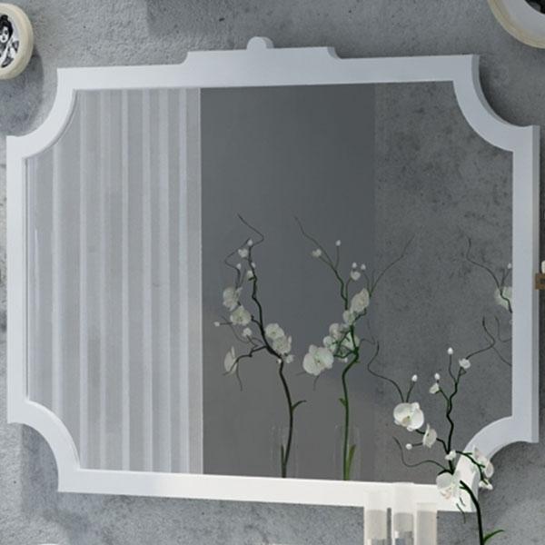 Зеркало Corozo Манойр 105 SD-00000272 Белое