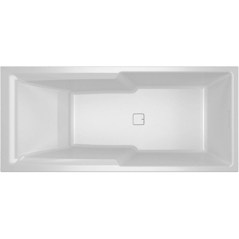 Акриловая ванна Riho Still Shower 180x80 BR0500500000000 без гидромассажа акриловая ванна riho lima 180x80 без гидромассажа