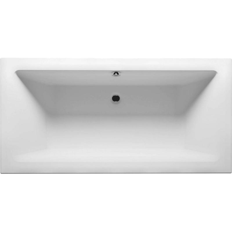 Фото - Акриловая ванна Riho Lugo 200х90 L BD7200500000000 без гидромассажа акриловая ванна 200х90 см riho lugo bt0600500000000