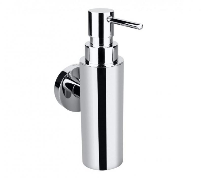 Дозатор для жидкого мыла Bemeta Omega 104109012 Хром дозатор для жидкого мыла bemeta beta 132109102 белый хром