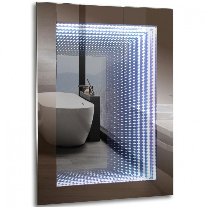 Фото - Зеркало Mixline Премьер Галактика 60 539786 с подсветкой с сенсорным выключателем зеркало mixline премьер танго эконом 60 540955 с подсветкой с сенсорным выключателем