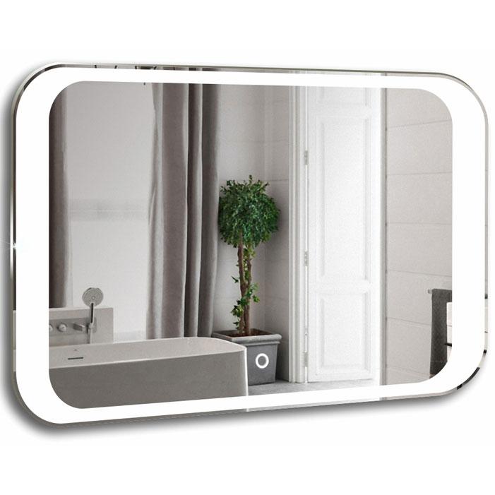 Зеркало Mixline Премьер Индиго 80 539788 с подсветкой с сенсорным выключателем