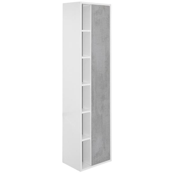 Шкаф пенал Mixline Аврора 30 535115 подвесной Белый Матрикс краска матрикс оттенки