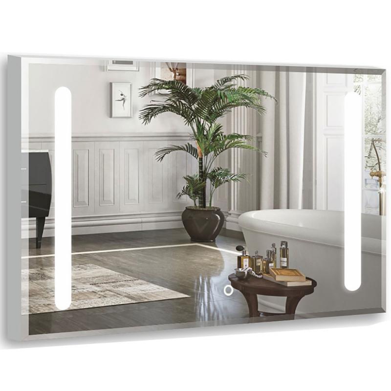 Фото - Зеркало Mixline Премьер Эконом 70 540953 с подсветкой с сенсорным выключателем зеркало mixline премьер танго эконом 60 540955 с подсветкой с сенсорным выключателем
