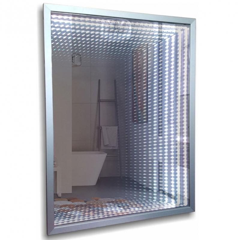 Фото - Зеркало Mixline Премьер Торманс 60 539797 с подсветкой с сенсорным выключателем зеркало mixline премьер танго эконом 60 540955 с подсветкой с сенсорным выключателем