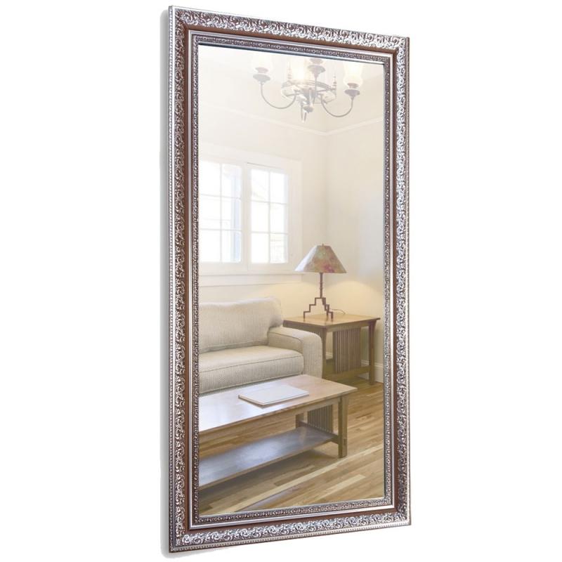 Зеркало Mixline Багет Верона 50 527453 Серебро