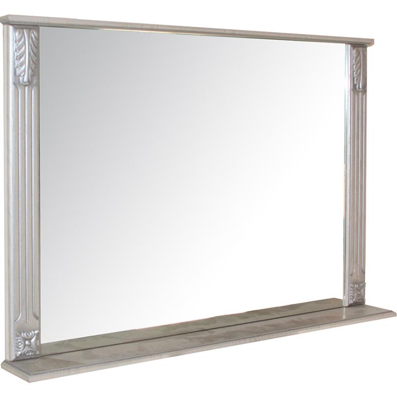 Зеркало Mixline Людвиг 105 527485 Патина серебро