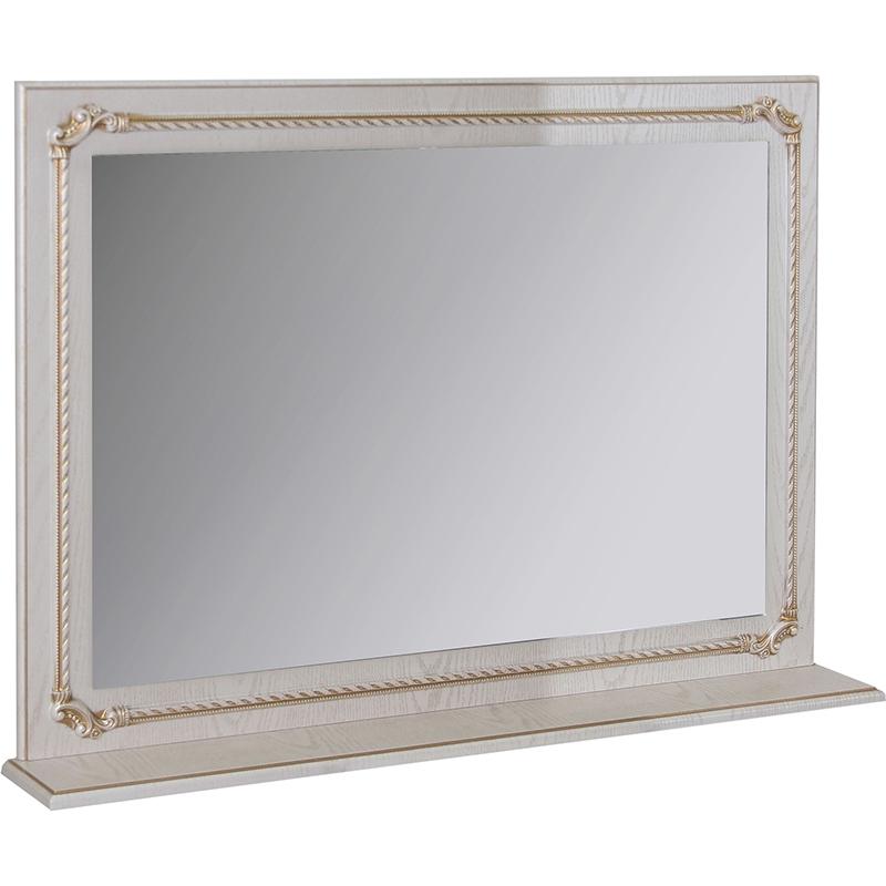 Зеркало Mixline Сальери 105 533723 Патина золото шкаф пенал mixline сальери 35 l 534731 патина золото