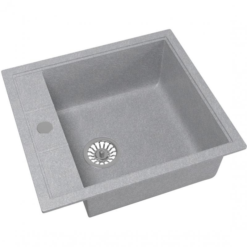 Кухонная мойка Mixline ML-GM28-342 533506 Графит