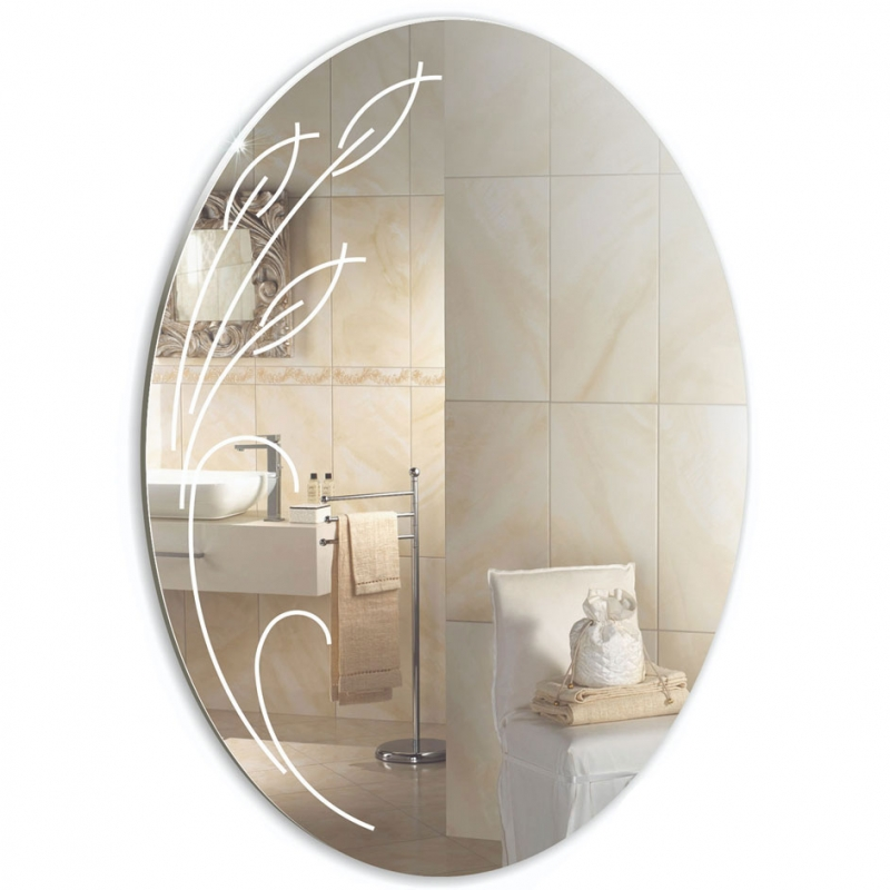 Зеркало Mixline Шарм Дебют 49 525447 с пескоструйным рисунком