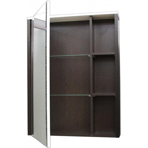 Фото - Зеркальный шкаф Mixline Боско 65 522472 Венге поворотный зеркальный шкаф shelf on лупо шелф венге лево