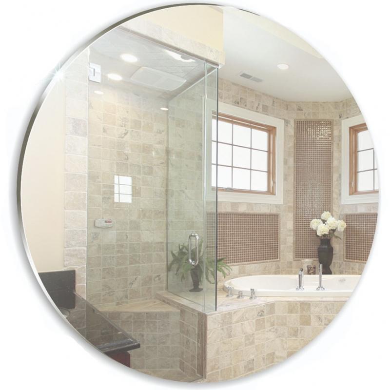 Зеркало Mixline Комфорт 40 525521 с полированной кромкой