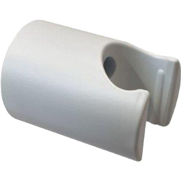 Держатель ручного душа Paffoni ZSUP010BO Белый матовый