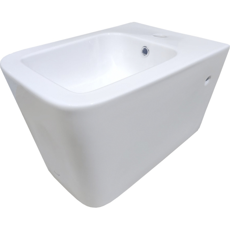 Биде Cerutti SPA G-5370WH-3 Maiella Bi aria 7409 подвесное Белый