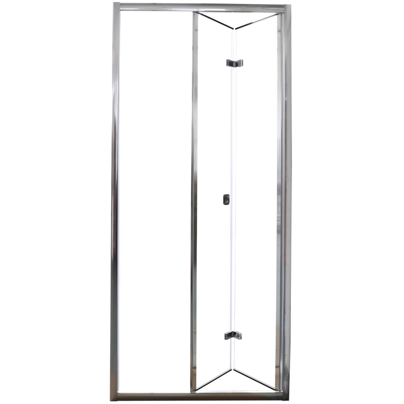 Фото - Душевая дверь Cerutti SPA Bella D91T профиль Хром стекло прозрачное душевая дверь cerutti spa bella d81t 80х195 хром