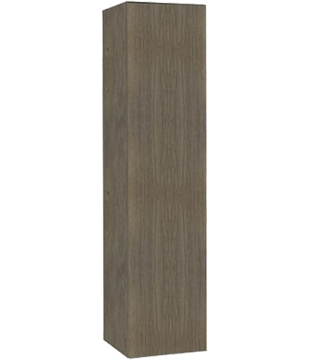 Шкаф пенал Jacob Delafon Odeon Up 35 EB998RU-E5 подвесной Светлый дуб