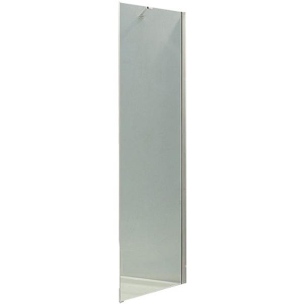 Боковая стенка Cezares Crystal 40 CET-40-FIX-C-Cr-R профиль Хром стекло прозрачное