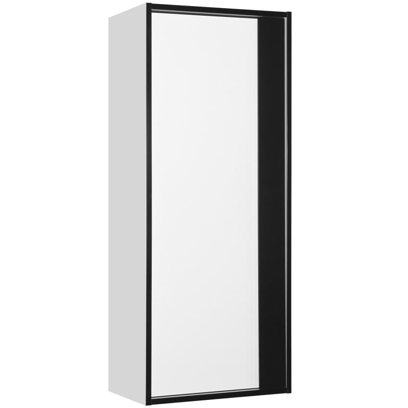 Шкаф пенал Style Line Амстердам 45 ЛС-000010044 подвесной Белый матовый шкаф пенал style line эко фьюжн лс 00000257