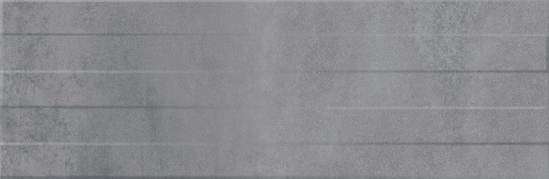 Керамическая плитка Mei Concrete Stripes Рельеф Серый O-CON-WTA092 настенная 29х89 см
