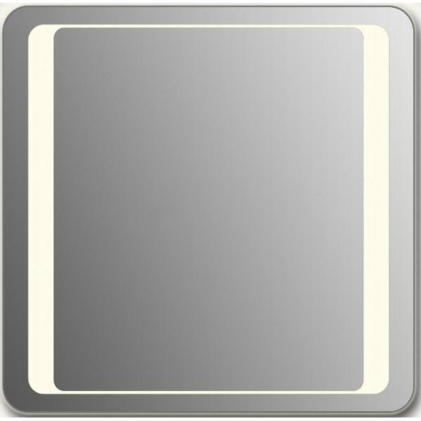 Зеркало Gemelli Design 75 QR-unix-HS-contour-H750-750 с подсветкой с сенсорным выключателем