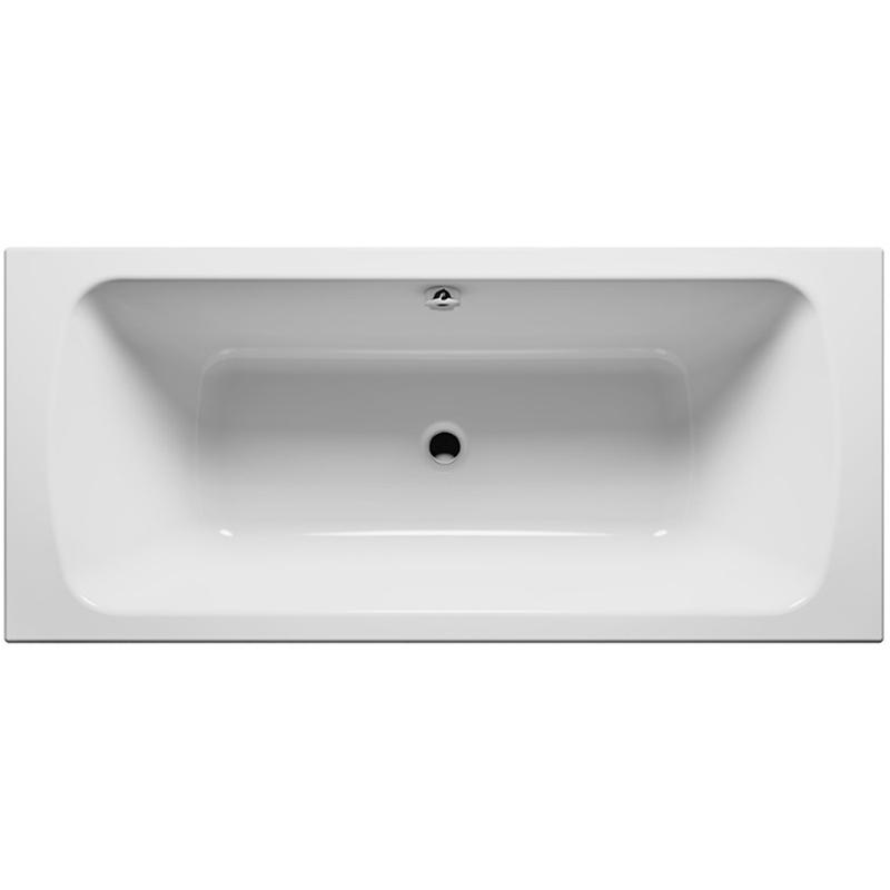 Фото - Акриловая ванна Riho Turin 180x80 без гидромассажа каркас для ванны riho 180x80 2ynvn1017