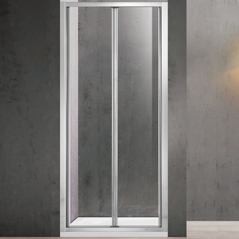Душевая дверь Vincea Garda VDB-1G800CL 80x190 профиль Хром стекло прозрачное