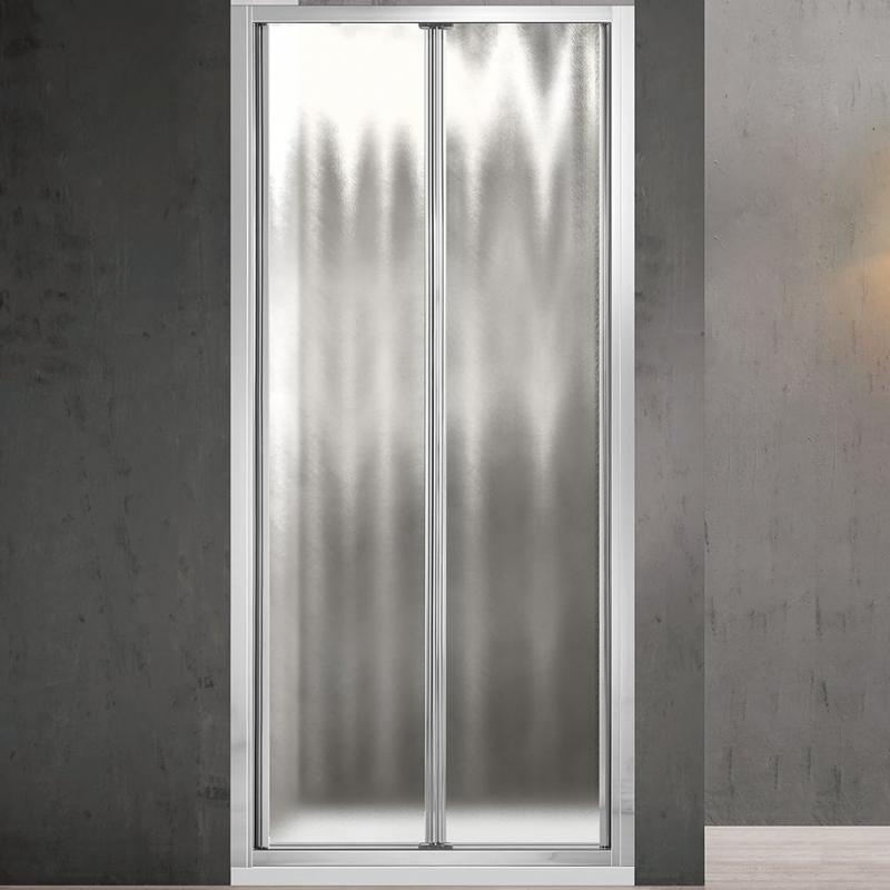 Душевая дверь Vincea Garda VDB-1G800CH 80x190 профиль Хром стекло шиншилла
