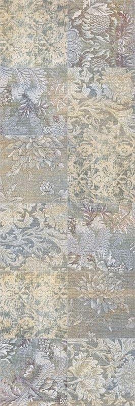 Керамический декор CRETO Textile Вставка Pattern MIX W/DEC M NR Mat 1 TDM41D12200A 20х60 см