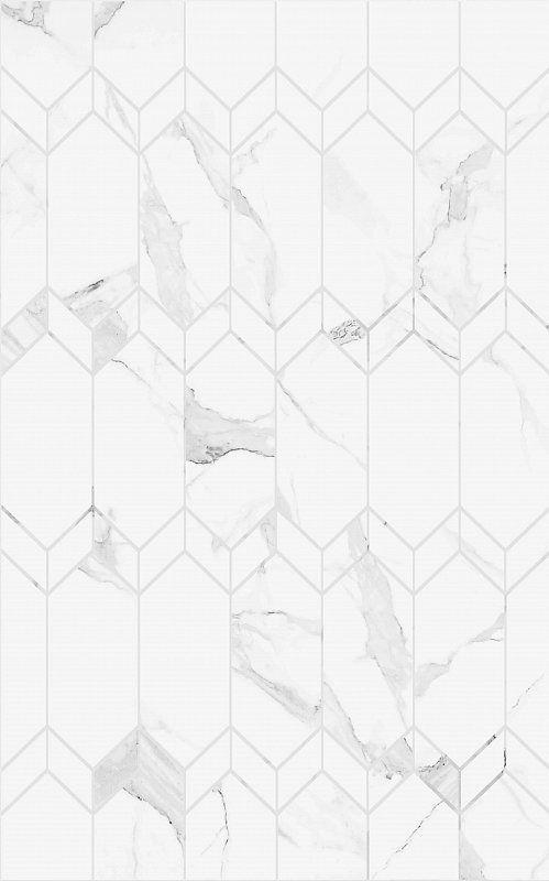 Керамическая плитка CRETO Purity Mosaic белый 00-00-5-09-00-01-2628 настенная 25х40 см керамическая плитка creto aurora peas 00 00 5 17 00 01 2420 настенная 20х60 см