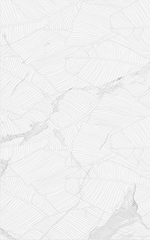 Керамическая плитка CRETO Purity Lace белый 00-00-5-09-00-01-2626 настенная 25х40 см
