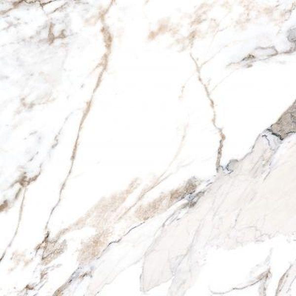 Керамогранит Vitra Marble-X Бреча Капрайа Белый Лаппато Ректификат K949761LPR 60х60 см