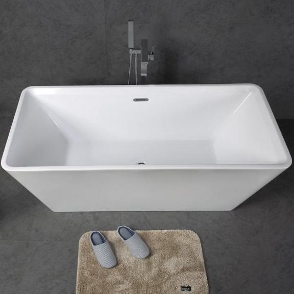 Акриловая ванна BelBagno BB60-1500-750 без гидромассажа недорого
