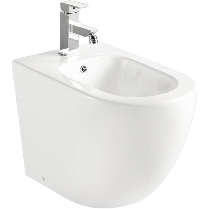Биде BelBagno Sfera-R BB2141B Белое