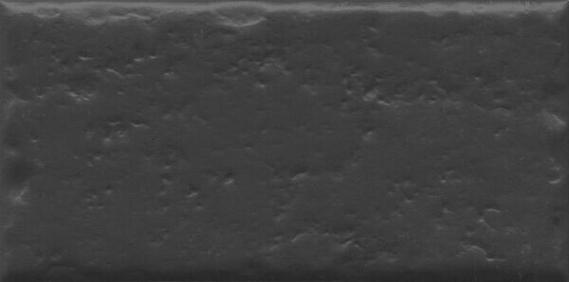Керамическая плитка Kerama Marazzi Граффити черный 19061 настенная 9,9х20 см